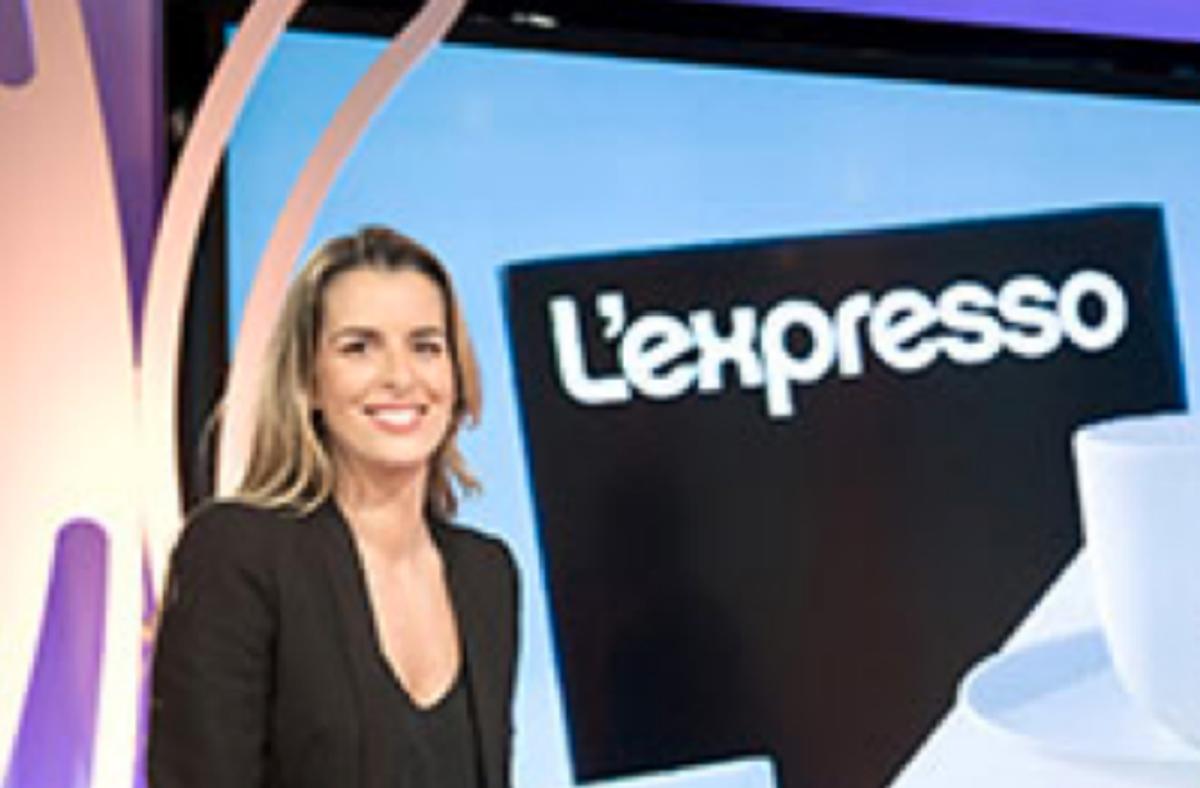 L'expresso (BeIn) : Les réveils toniques de Vanessa Le Moigne