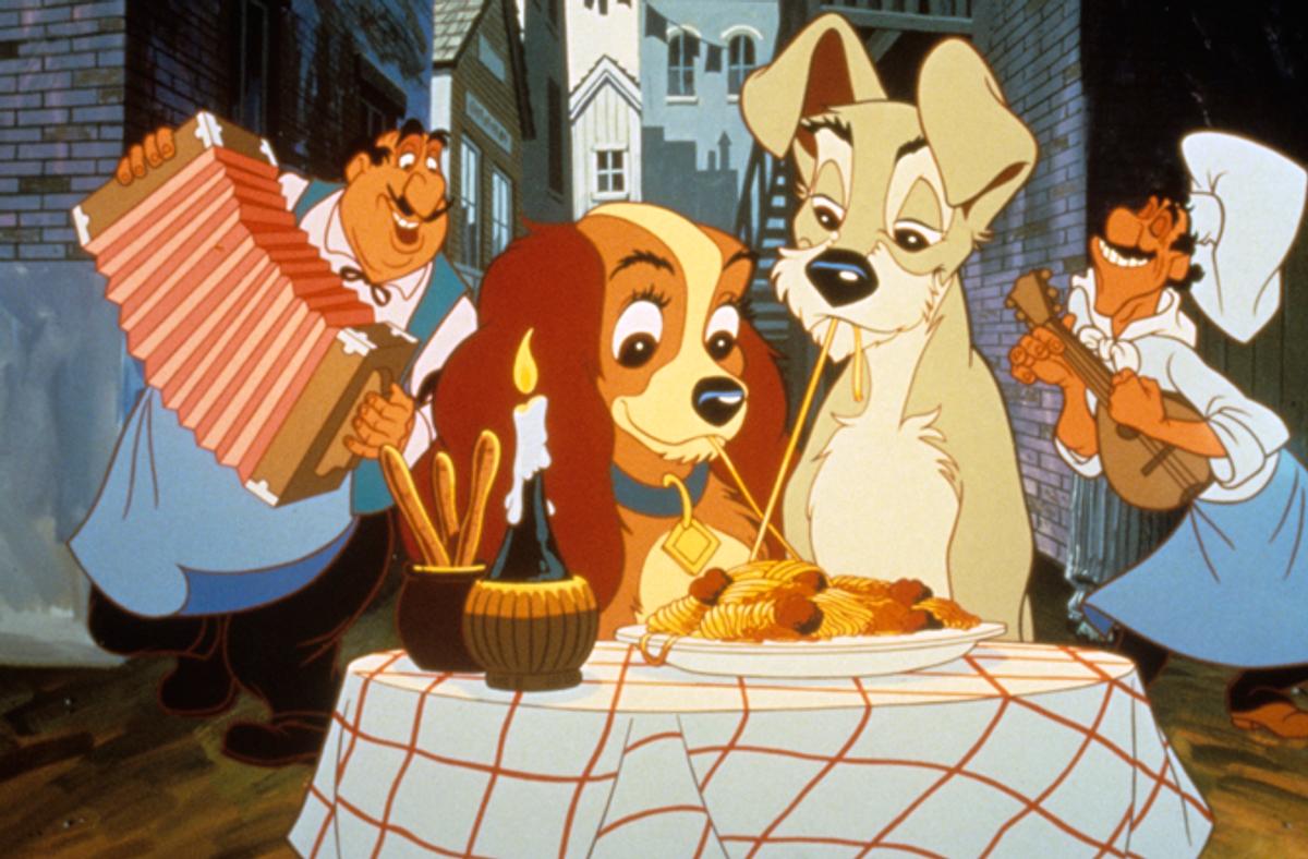 La Belle Et Le Clochard Disney Cinema Les Secrets D Une