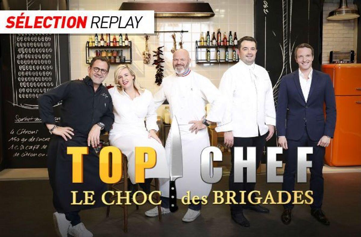 REPLAY - Top Chef : le choc des brigades