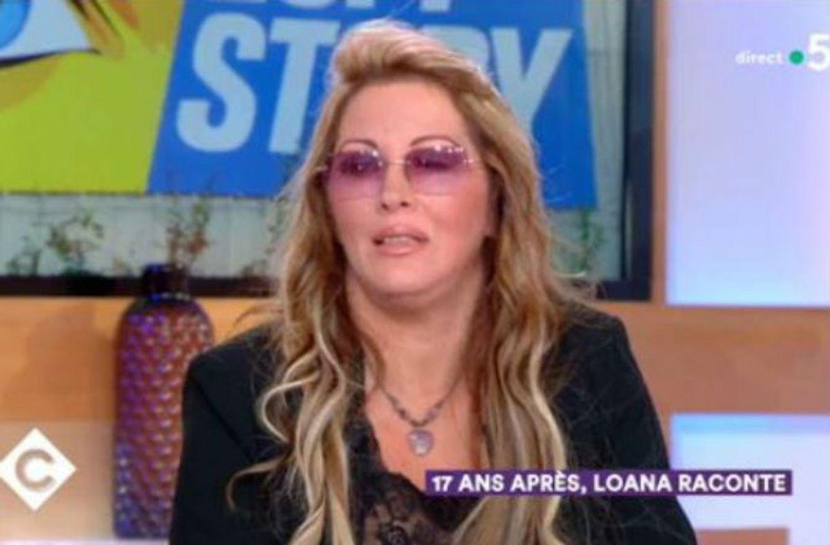 Video C A Vous France 5 Loana Tacle La Production Du Loft Qui Les A Laisse Tomber