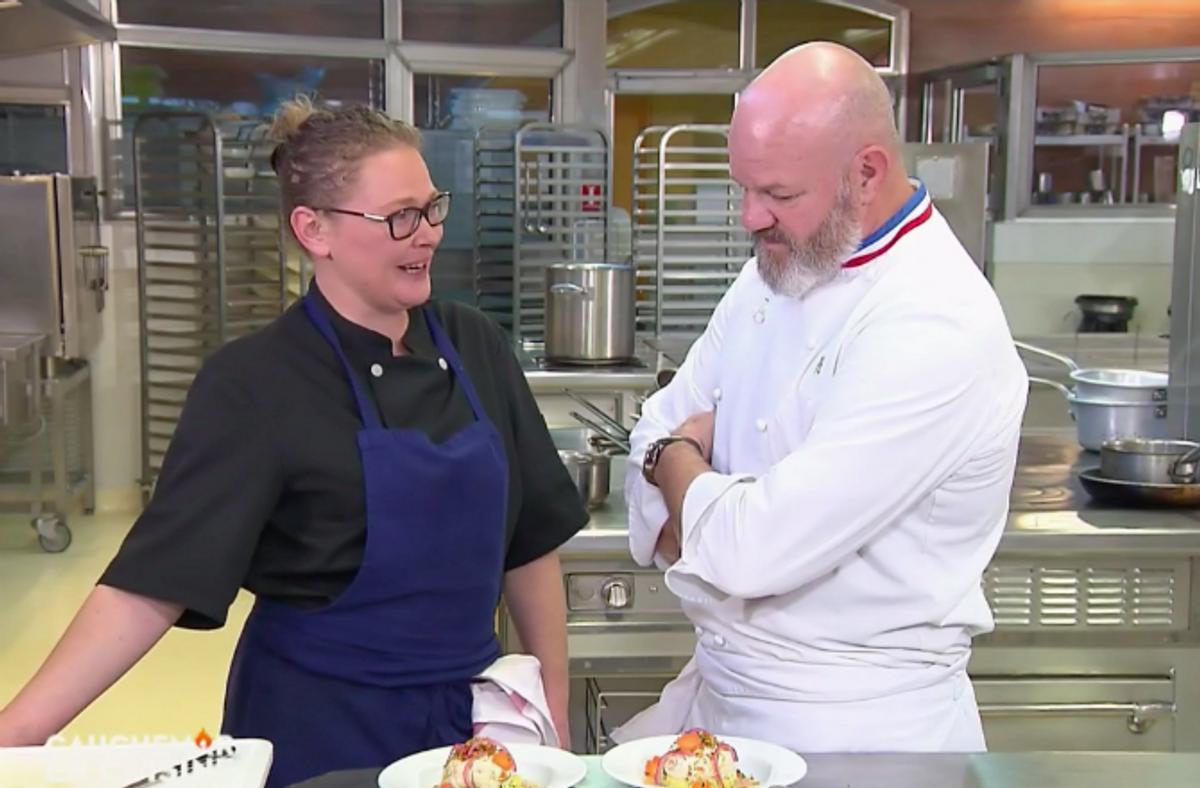 Video Cauchemar En Cuisine M6 La Chef Prefere Son Plat