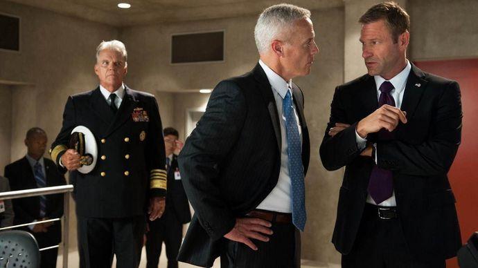 La Chute De La Maison Blanche Film D Action Sur Tele 7 Jours